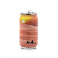 Kelioninė gertuvė Yoko Design Canette Desert 1502-7942 Isothermal, Yelow/Orange, Capacity 0.28 L, Diameter 7 cm, Turistiniai indai