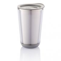 Kelioninis puodelis Dia 350ml, pilkas