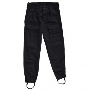 Kelnės apsaugos darb., juodos Tactical bikses, tērpi