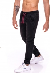Kelnės Crestina (juodos spalvos) Vyriški sportiniai kostiumai
