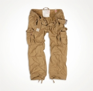 Kelnės Premium Vintage Surplus Beige 05-3597-74