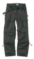 Kelnės Surplus juodos, 05-3595-03 Tactical pants, suits
