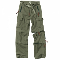 Kelnės trekking trousers Surplus oliv