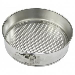 Kepimo forma 24 cm (tortinė grublėtu dugnu) 162-35 Virtuves piederumi, veidlapas