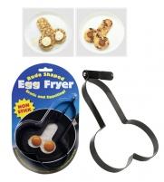 Kepimo formelė Egg Fryer Išdykę niekučiai