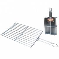 Kepimo grotelės 35*25cm BBQ51 Cooking equipment