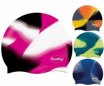 Kepuraitė plaukimo Fashy Sport silikoninė 3049 00