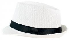 Kepurė Art of Polo Summer hat cz14106 White Hat