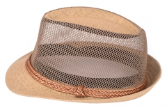 Kepurė Art of Polo Summer hat cz18198 Light Brown Hat