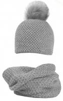 Kepurė ir šalikas Karpet 5958.10 Kepurės