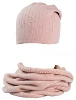 Kepurė ir šalikas Karpet 5975/set.6 Kepurės