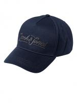Kepurė Jack&Jones Men´s cap JACANDY 12190536 Navy Blaze r Hat