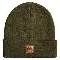 Kepurė Quiksilver Men´s Brigade Beanie Grape EQYHA03197-CRE0 Kepurės