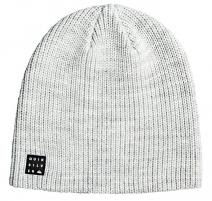 Kepurė Quiksilver Men´s Silas Beanie Snow White Hat EQYHA03193-WBK0 Kepurės