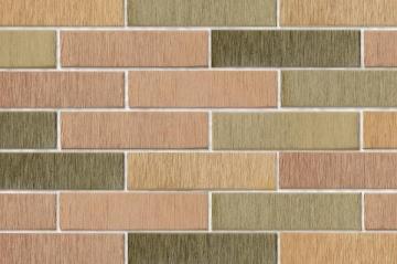 Keraminė fasado apdailos plyta Lode 'Asa Austra' 250x85x65 Keramikinės plytos