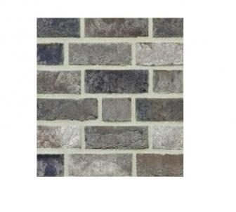 Keraminė apdailos plyta Terca 'Cinder Coal White' 215x100x65 Ceramic bricks
