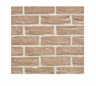 Keraminė apdailos plyta Terca 'Rose' 215x102x65 Ceramic bricks