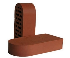 Perforated figural bricks Janka F22 11.101122L Ceramic bricks