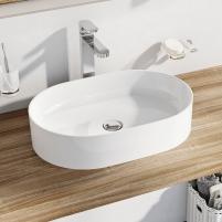 Keraminis praustuvas Ravak Ceramic, Slim O 55 cm Wash basins