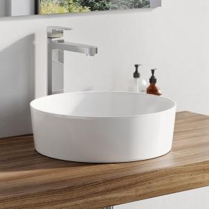 Keraminis praustuvas Ravak Uni, 40 cm Wash basins