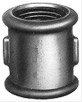 Ketaus cinkuota mova, d 2''1/2, vidus-vidus Ketinės galvanized couplings
