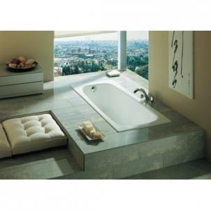 Ketinė vonia Continental 160x70 In the bathroom