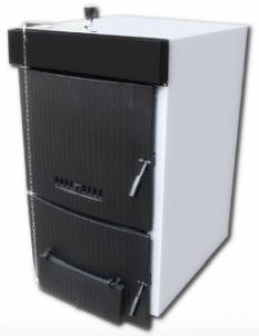 Ketinis kieto kuro katilas MAXITECH 10 sekcijų (75-100kW) A traditional solid fuel boilers