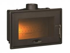 Ketinis židinio ugniakuras Invicta 700 OPTIMISE Fireplace, sauna stoves