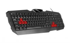 Keyboard  TRACER Battle Heroes Shinook USB