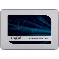 Kietas diskas Crucial MX500 2.5-INCH SSD 1TB (Read/Write) 560/510 MB/s
