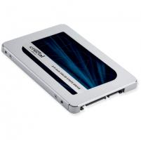 Kietas diskas Crucial MX500 500 GB, SSD interface SATA, Write speed 510 MB/s, Read speed 560 MB/s