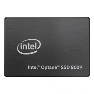 Kietas diskas Intel Optane SSD 900P Series 280GB, 2.5in PCIe x4, 3D XPoint
