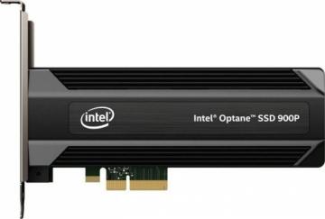 Kietas diskas Intel Optane SSD 900P Series 480GB, 1/2 Height PCIe x4, 3D Xpoint