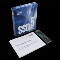 Kietas diskas Intel SSD Pro 5450s Series 256GB, M.2 80mm SATA 6Gb/s, 3D2, TLC