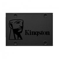 "Kietas diskas Kingston A400 240 GB, SSD form factor 2.5"", SSD interface Serial ATA III, Write speed 350 MB/s, Read speed 500 MB/s"