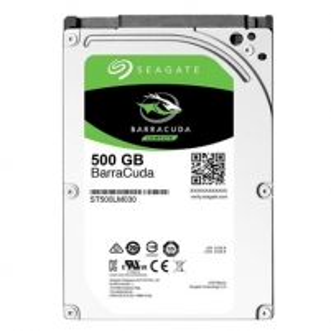 Kietas diskas Seagate BarraCuda ST500LM030 5400 RPM, 500 GB, HDD, 128 MB