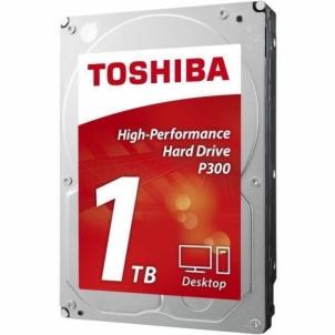 Kietas diskas Toshiba P300, 3.5, 1TB, SATA/600, 7200RPM, 64MB cache