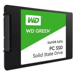 Kietas diskas WD Green SSD, 2.5, 240GB, SATA/600, 7mm, 3D NAND