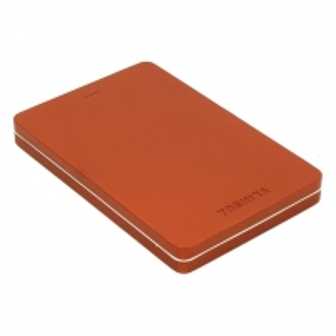 Kietasis diskas - išorinis Canvio Alu 3S 500GB Red