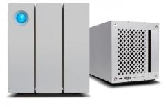Kietasis diskas - išorinis LaCie 2big Thunderbolt 2, 3,5, 12TB, USB 3.0