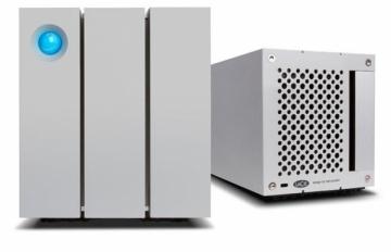 Kietasis diskas - išorinis LaCie 2big Thunderbolt 2, 3,5, 16TB, USB 3.0 Ārējie cietie diski