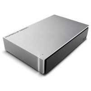 Kietasis diskas - išorinis LaCie Porsche Design Desktop Drive, 3,5, 8TB, USB 3.1 TYPE C