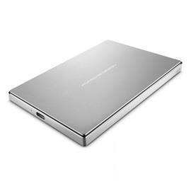 Kietasis diskas - išorinis LaCie Porsche Design Mobile Drive for Mac, 5TB, 2,5, USB 3.1 TYPE C