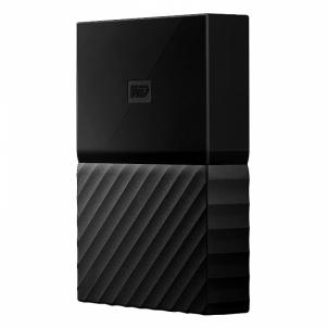Kietasis diskas - išorinis My Passport 2TB Black Išoriniai kietieji diskai