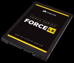 Kietasis diskas Corsair Force LE200 480GB SATA3 2.5 (550/500MB/s)