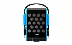 Kietasis diskas External HDD Adata DashDrive HD720 1TB USB3 Blue, Waterproof & Shockproof