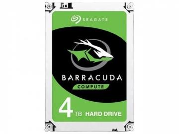 Kietasis diskas Internal HDD Seagate BarraCuda 3.5 4TB SATA3 5400RPM 256MB
