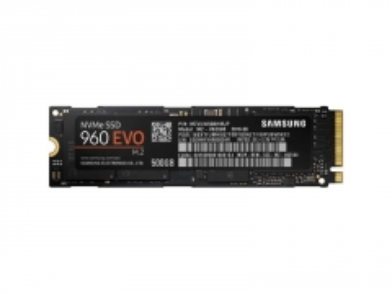 Kietasis diskas Samsung SSD 960 EVO NVMe M.2 500GB 3200/1800MB/s, V-nand