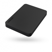 "Kietasis diskas Toshiba Canvio Basics HDTB420EK3AA 2000 GB, 2.5 "", USB 3.0, Black"