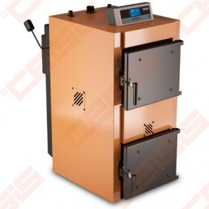 Kieto kuro katilas Caldera Pyrocal 22kw A traditional solid fuel boilers